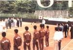 1985 馬山姉妹交流15周年記念 高校親善テニス大会